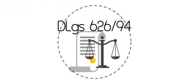 legge 626-94